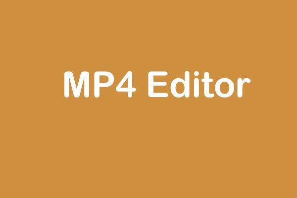 2021 এ উইন্ডোজ এবং ম্যাকের জন্য শীর্ষ 7 সেরা এমপি 4 সম্পাদক - পর্যালোচনা
