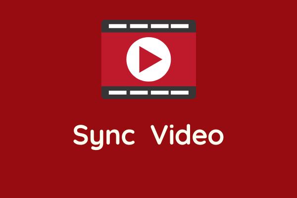 Resuelto - Cómo sincronizar video y audio de manera fácil y rápida