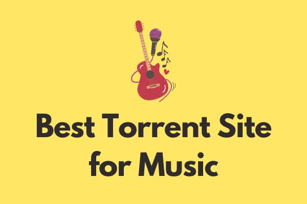 Paras musiikkitorrent-sivusto vuonna 2021 [100% toimiva]