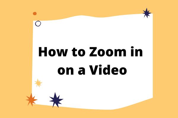 Como ampliar um vídeo? [Guia definitivo]