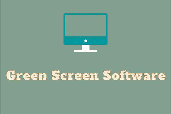 Rohelise ekraani tarkvara - kuidas teha rohelise ekraani videot