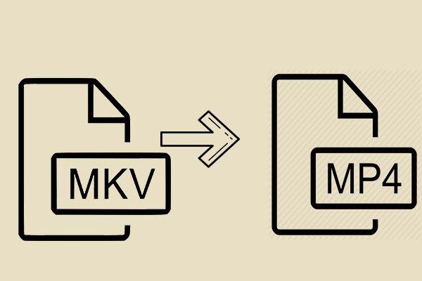 Cómo convertir MKV a MP4 sin perder calidad