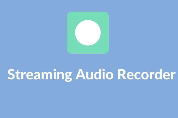 4 mejores grabadoras de audio en streaming que debes probar