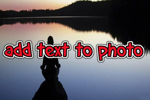 Teksti lisamine Photo Free 2021-le (iPhone, Android, Mac ja PC)