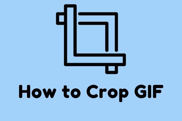 4 módszer a GIF-ek kivágására a minőség romlása nélkül