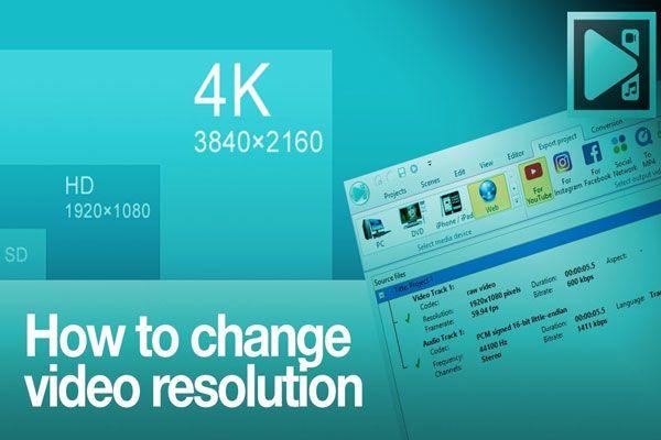 Cómo cambiar la resolución de video fácilmente en diferentes plataformas