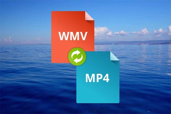 Kuidas teisendada WMV MP4 tasuta? 3 parimat viisi