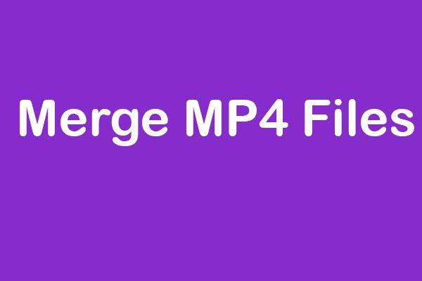 Kuidas MP4-faile tasuta ühendada 3 sammu