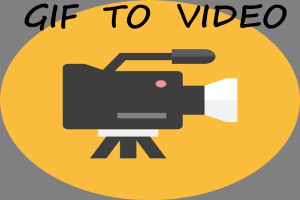 8 Užitečné převaděče GIF na video na počítači nebo mobilním telefonu