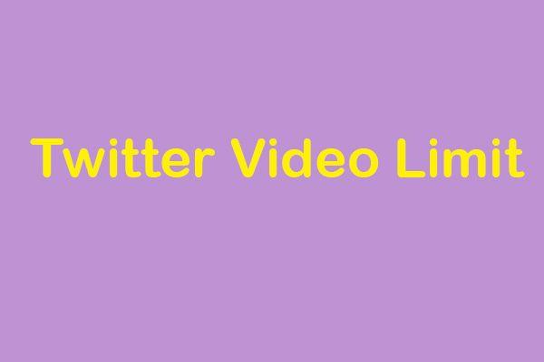 Limite de vídeo do Twitter: como enviar vídeos mais longos no Twitter