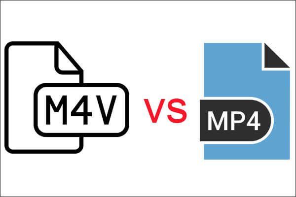 M4V VS MP4: Quais são as diferenças e como converter? [Dicas de MiniTool]