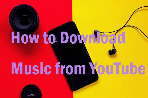 Hogyan tölthet le zenét ingyenesen a YouTube-ról