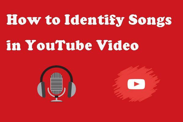 YouTube वीडियो में गाने की पहचान कैसे करें - 3 समाधान