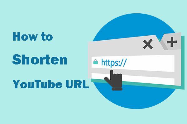 2 megoldás a YouTube URL rövidítésére