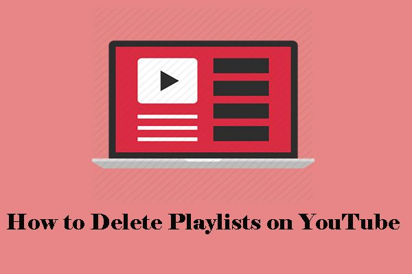 Soittolistojen poistaminen YouTubesta askel askeleelta