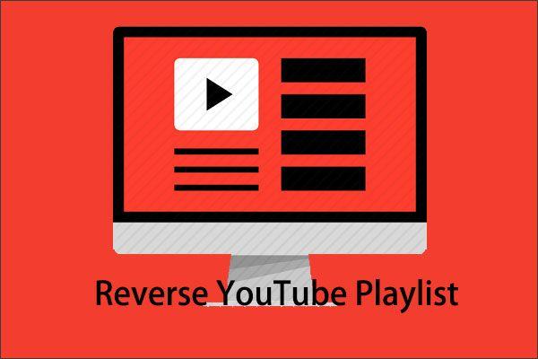 Kako jednostavno preokrenuti popis pjesama YouTubea na stolnim računalima i telefonima