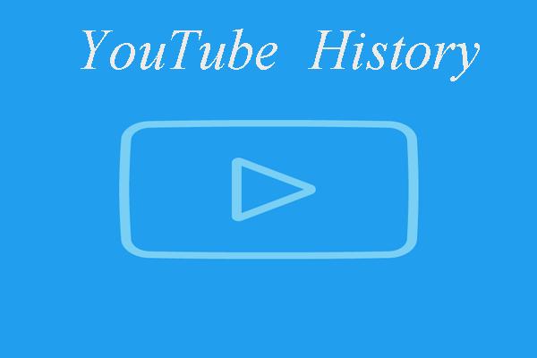 Algo que debes saber sobre cómo borrar el historial de YouTube