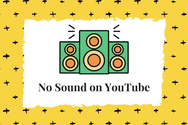 Jak opravit - žádný zvuk na YouTube při přehrávání videa