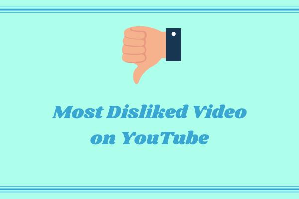 A legnépszerűbb 10 legnépszerűbb videó a YouTube-on [2021]